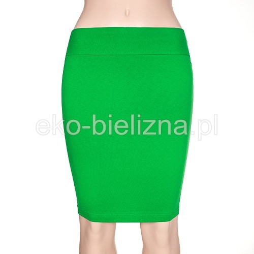 Spódniczka Ołówkowa - Zielona