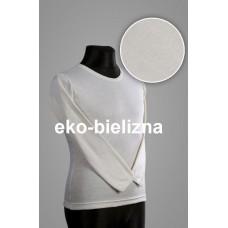 Ekologiczna koszulka z długim rękawem rozm. 92 - 122