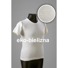 Ekologiczna koszulka z krótkim rękawem rozm. 98 - 110
