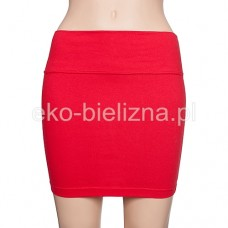 Spódniczka Mini - Czerwona